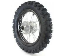 Old Complete Wheels 12'' Rear (Axle 12mm)