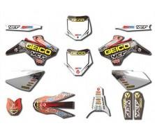 Graphic Kit YCF GEICO