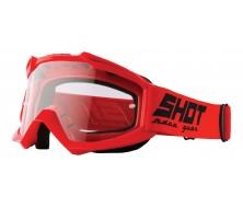 Masque SHOT Assault Rouge
