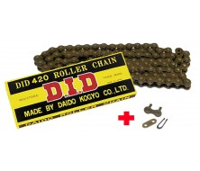 Chaine D.I.D 420 Renforcée