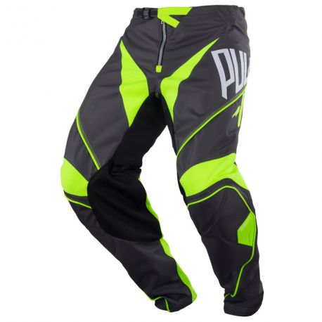 Pantalon PULL-IN Challenger Grey/Lime