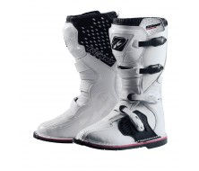 Bottes KENNY RACING TRACK Blanc