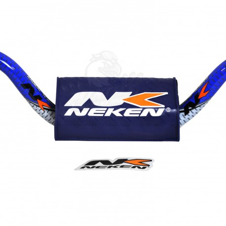 Handle Bar NEKEN 28,6mm White/Blue
