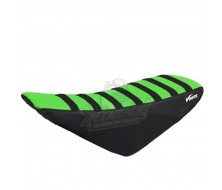 Seat Cover CRF70 Black/Green