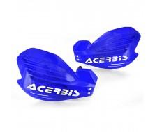 Proteges mains Storm X-FORCE Bleu ACERBIS