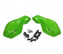 Protèges mains renforcés Vert