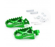 CNC Foot Peg YCF Green