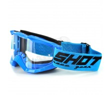 Protection visage Cross SHOT ASSAULT Bleu