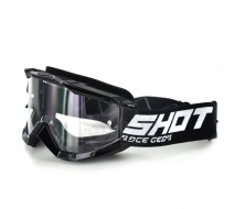 Protection Visage Cross SHOT Assault Noir