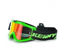 Google KENNY RACING Track Neon Green