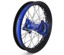 "CNC Rims FABA 12"" Rear CNC Blue"