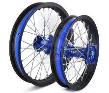 "CNC Rims FABA 12""/14"" CNC Blue"