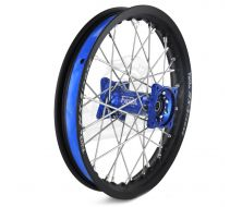 "CNC Rims FABA 12"" Rear CNC Blue"