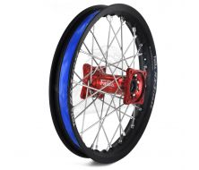 "CNC Rims FABA 14"" Rear CNC Red"