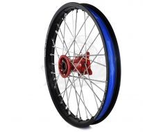 "CNC Rims FABA 17"" Front CNC Red"