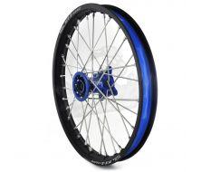 """CNC Rims FABA 17"""" Front CNC Blue"""