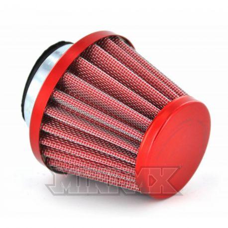 Filtre à air Cornet Vparts Rouge 44mm