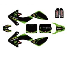 Kit Deco CRF50 Monster Energy  NSTYLE US