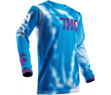 Maillot THOR Pulse Air Bleu