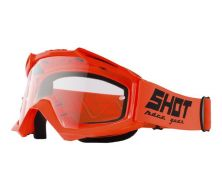 Protection visage Cross SHOT Assault - Orange