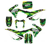 Graphic Kit ARMY CRF110