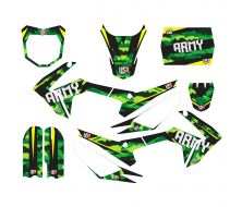 Graphic Kit ARMY CRF110S