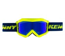 lunettes track enfant bleu/ jaune fluo