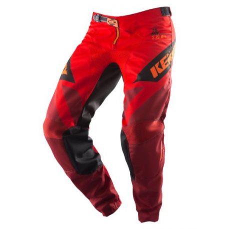 pantalon track enfantfull red