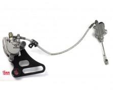 Full Rear Brake System (Axle 15mm)