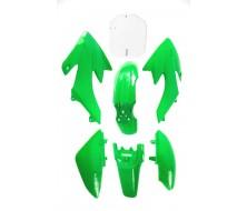 Plastics Kit CRF50 Green