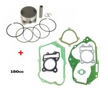 Pack Piston/Pochette 150cc YX