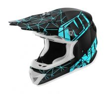 Off Road Helmet NO-END Origami Blue