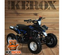 Pocket Quad Kerox Rock Bleu