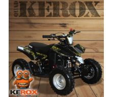 Pocket Quad Kerox Rock BW6 Jaune