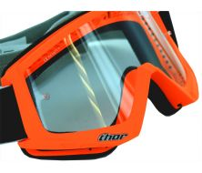 Protection visage cross Thor Orange matt