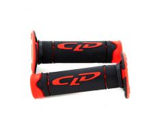 Racing Grips Black/Red
