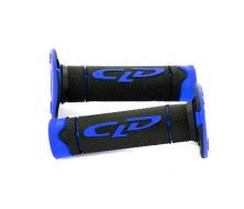 Racing Grips Black/Blue