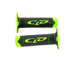 Racing Grips Black/Green