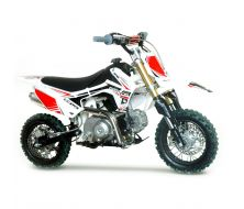 "Pit Bike Bastos 90cc MINI Semi-Auto 10""/10"""