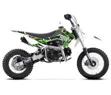 Customize your Pit Bike ROOKIE 110cc semi-auto