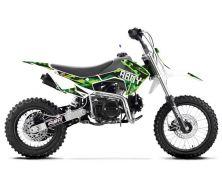 Customize your Pit Bike ROOKIE 110cc semi-auto