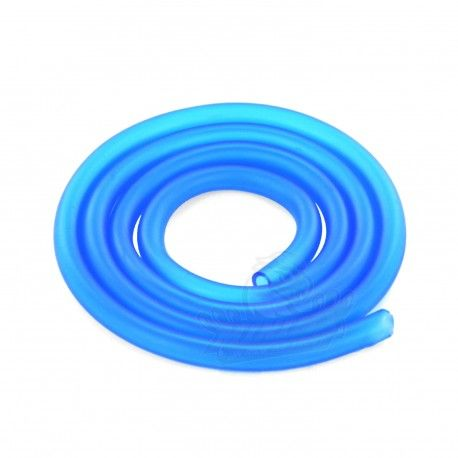 Fuel Hose Blue transparent