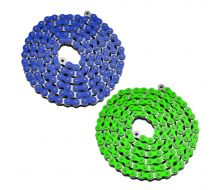 Chain Reinforced 420 - 140 Links Green