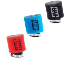 Air Filter UNI Black / red 44mm