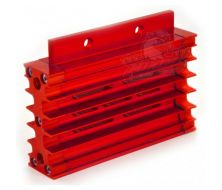 Oil Cooled CNC Red