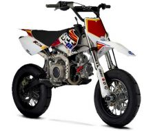 Pit Bike YCF Supermoto F125S 2019