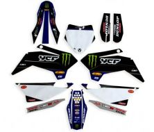 Graphic Kit STAR RACING YCF PILOT 2018-2019/ FACTORY 2017-2019