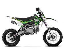 Personnalisez votre Dirt Bike Mini MX DRIFT 140cc 14/17 2020