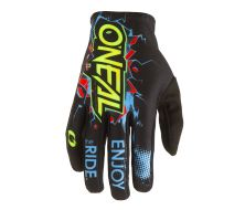 Gants O'Neal Element Villain Neon Jaune