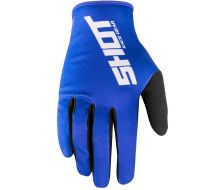 Off Road Gloves SHOT RAW BLUE